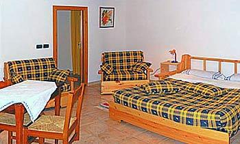 Ferienwohnung in Ostana